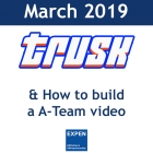 March 2019: Best Tech Transactions Advisor 2019, Trusk, Plug&Play & How to build an A-Team