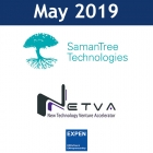 May 2019:  Samantree, RBC, NETVA, France Invest