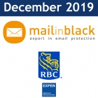 December 2019 : MailinBlack, RBC Digital Finance & France Invest